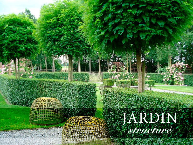 Martine pinchart architecte paysagiste architecte de for Plan de jardin paysager